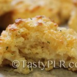 Cheddar Garlic Buscuits