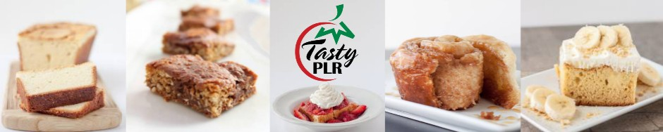 Quality PLR Recipes | Food PLR