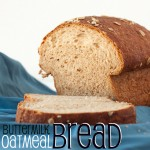 Buttermilk Oatmeal Bread Pinterest